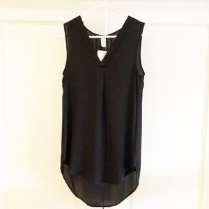 Sheer Black H&M Tank